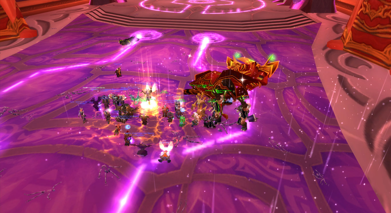 Kael'thas Firstkill by Afterlife